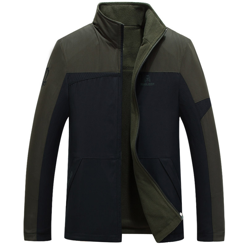 Mink Keer Black XL yoms куртки мужские куртки с длинными рукавами печати прилив корейский монах воротник молния куртки хетер грей xl 180