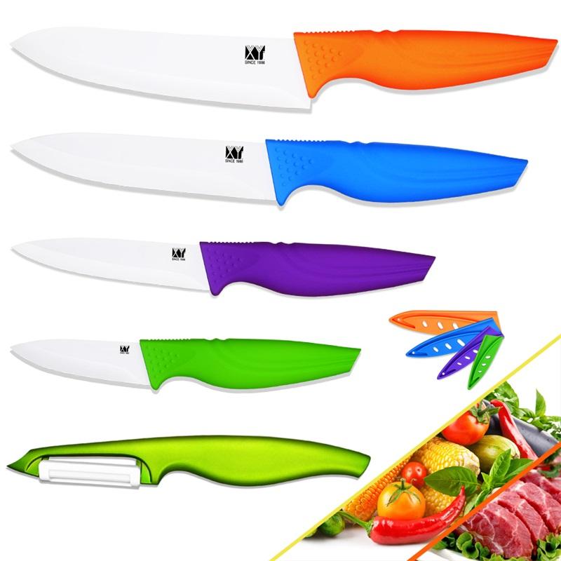 XYJ ножи кухонные boston набор ножей hen house