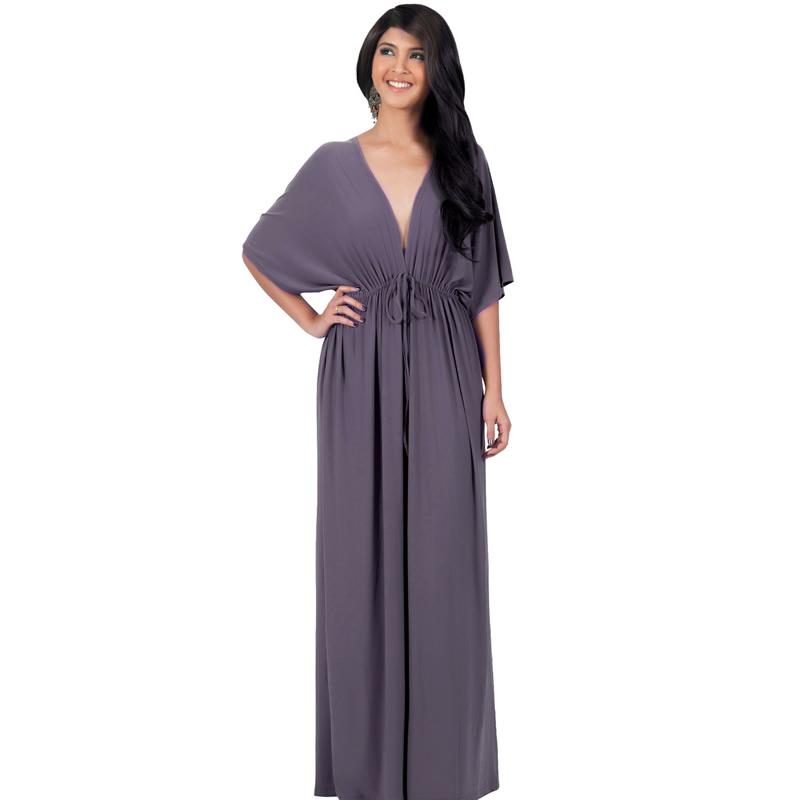Случаев платья CT&HF серебристый Номер L фото