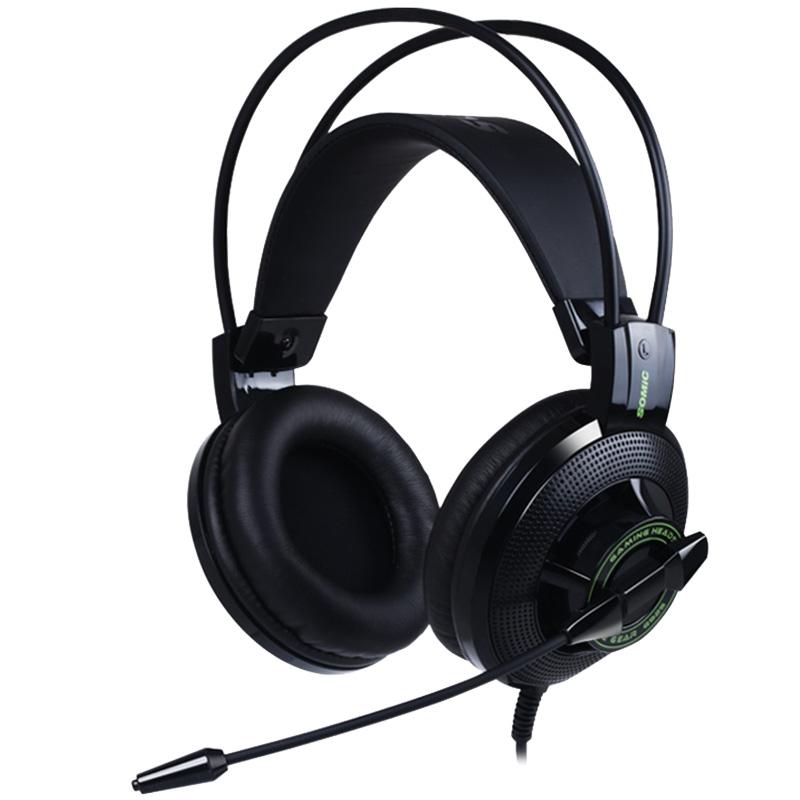 Somic 925 черно-зеленый дефолт