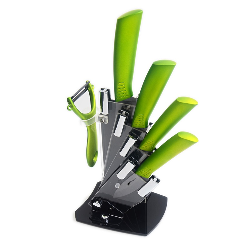 XYJ Светло-зеленый ножи для кухни лучшие