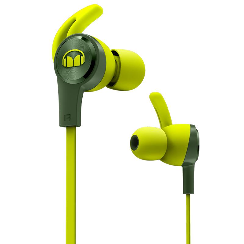 JD Коллекция Проводная версия Green дефолт беспроводные наушники monster isport freedom wireless bluetooth on ear green