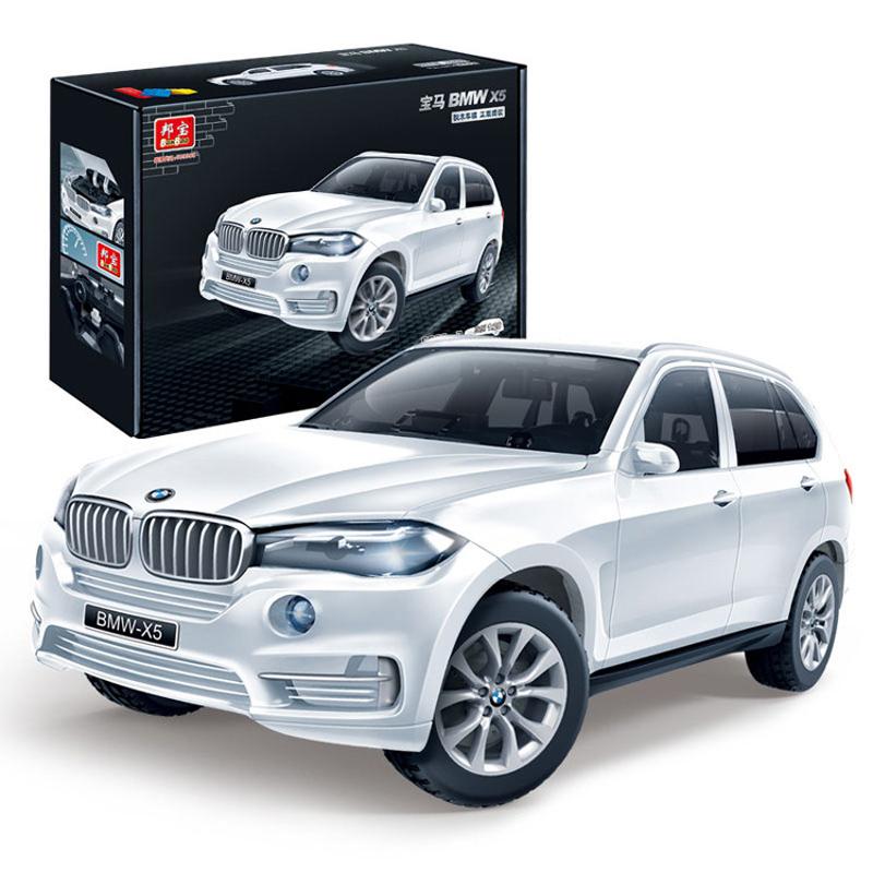 JD Коллекция BMW X5 белый дефолт автомобиль bburago bmw x5 1 24 18 22001