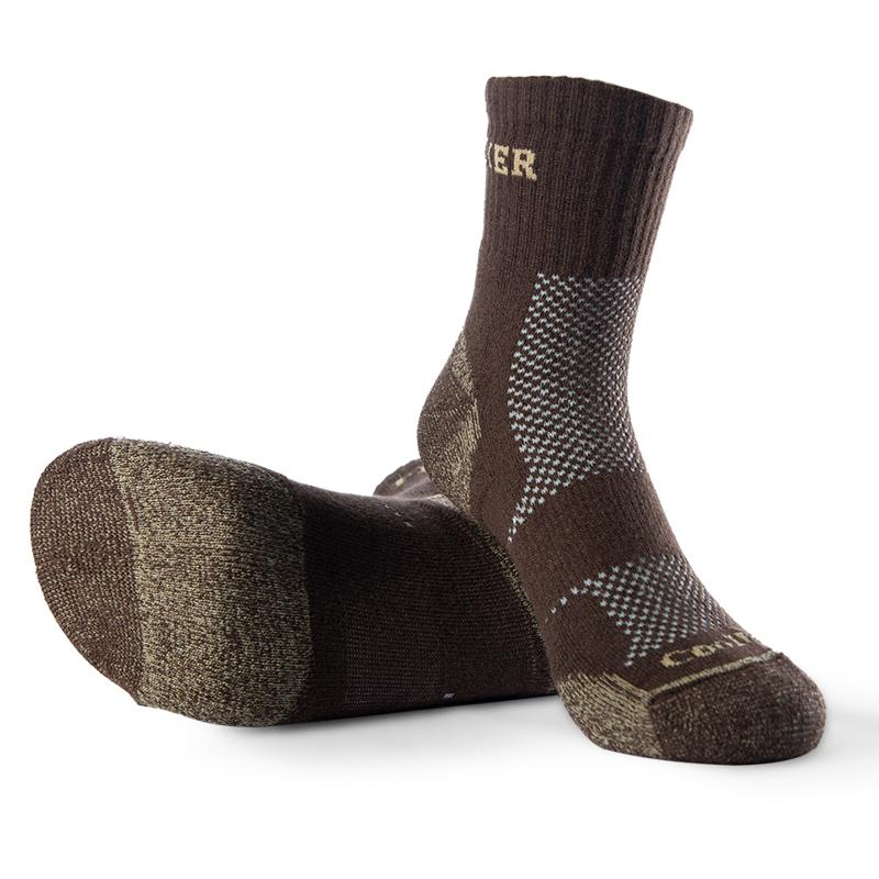 FREE SOLDIER темно коричневый free soldier спортивные мужские носки воздухопроницаемые быстросохнущие носки изготовлены из полиэстрового волокна москва склад
