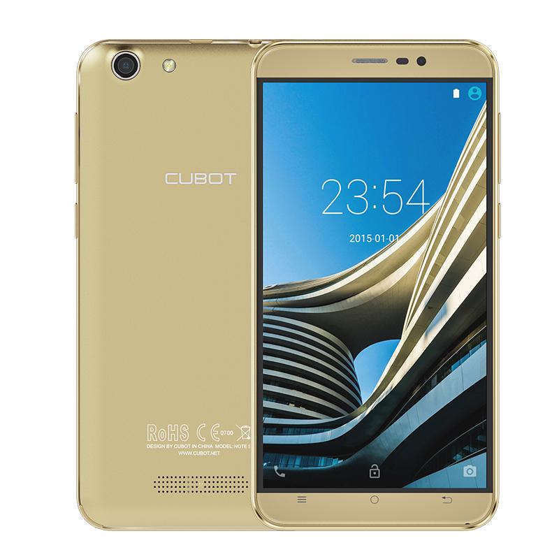 Cubot Золотой Евровилка смартфон