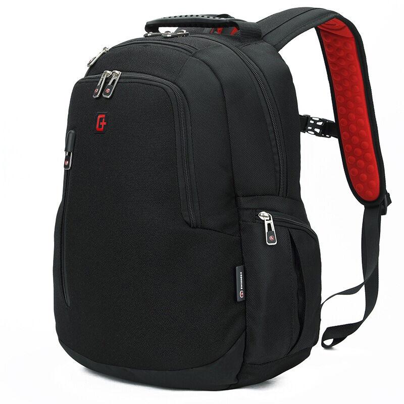 JD Коллекция Black Deluxe Edition обновление SA-7050 черный дефолт svvissgem плеча сумку бизнеса случайных мужчин и женщин сумка 14 6 дюймовый ноутбук сумка sa 9666 черный