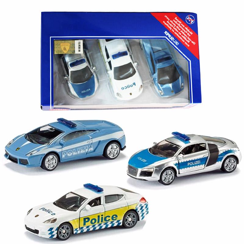 HotFire Полицейские подарки дефолт автомобиль siku бугатти eb 16 4 1 55 красный 1305