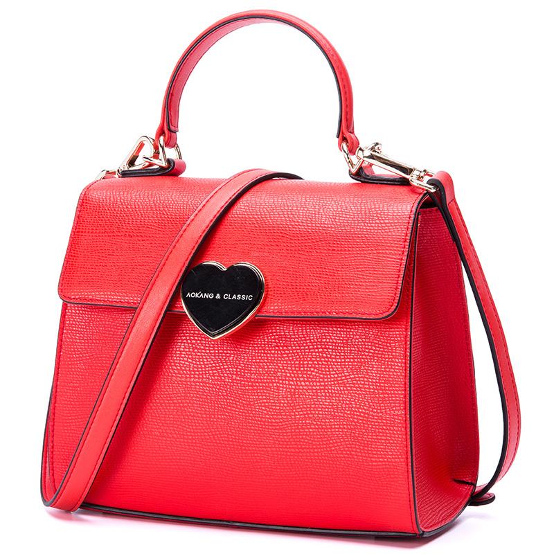 JD Коллекция красный дефолт marino женщина lingge цепи плечо сумка пакет милая леди элегантный черный