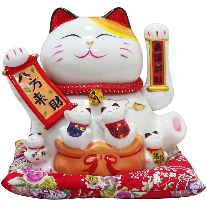JD Коллекция 9-дюймовый электрический махая Lucky Cat дефолт joycollection