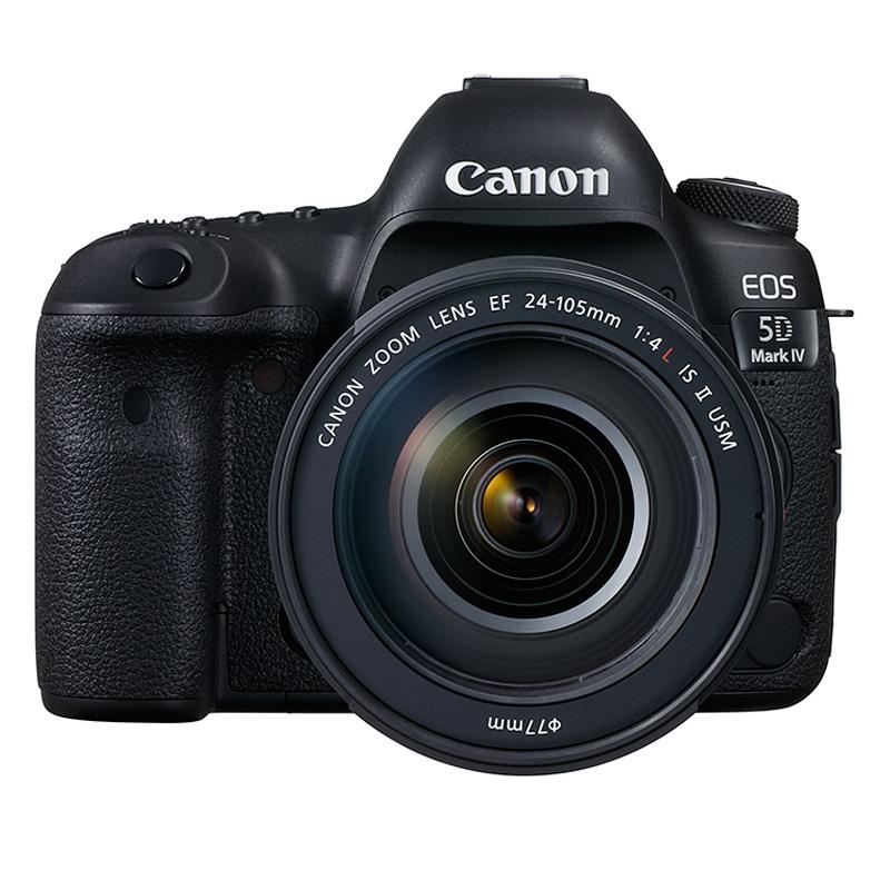 JD Коллекция slr комплект canon canon eos 6d mark ii ef 24 105mm f 4l is ii usm объектив