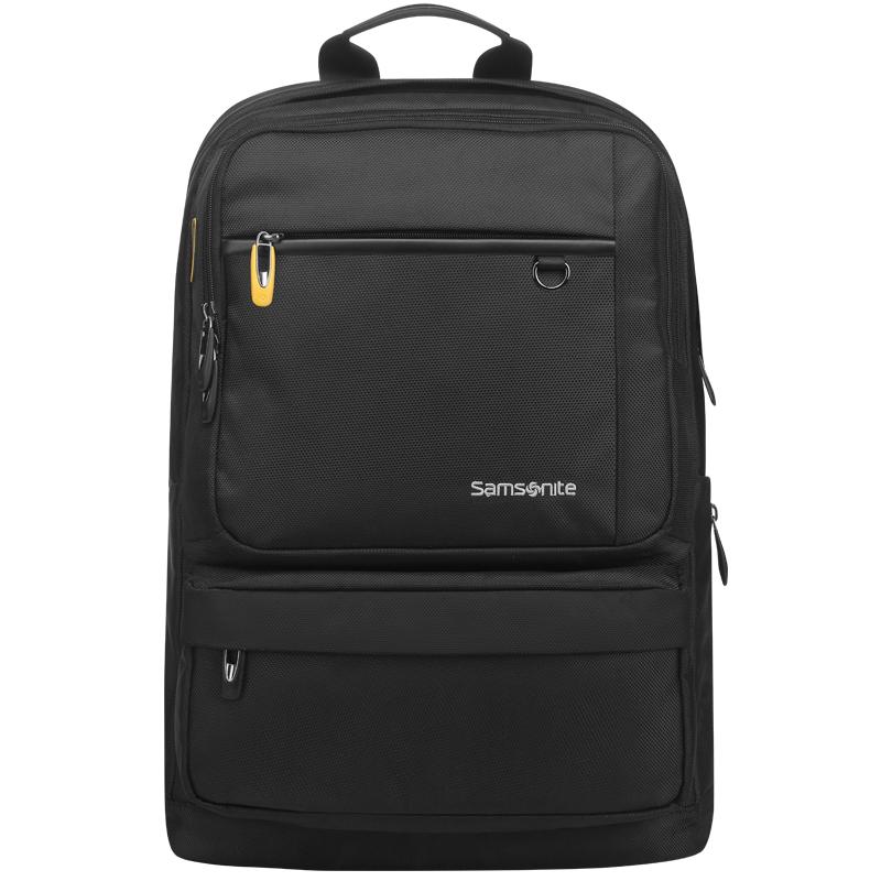 JD Коллекция черный дефолт samsonite samsonite плечо сумка 2016 новый мужской парный рюкзак компьютер мешок 14 дюймов i33 64001 сине зеленый зеленый