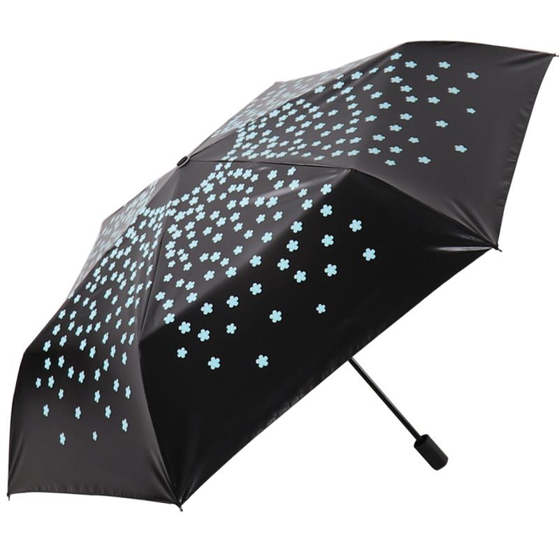 JD Коллекция зеленый дефолт зонт женский isotoner ниагара 4 сложения полный автомат цвет черный
