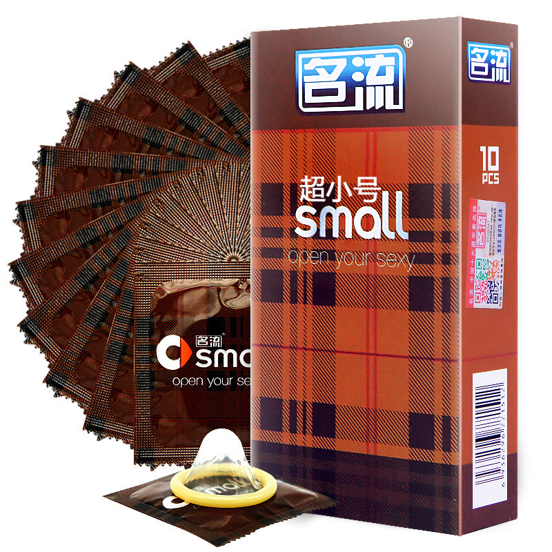 Mingliu Маленькие модели установлены 10 дефолт mingliu презерватив 30 шт маленький по размеру секс игрушки для взрослых