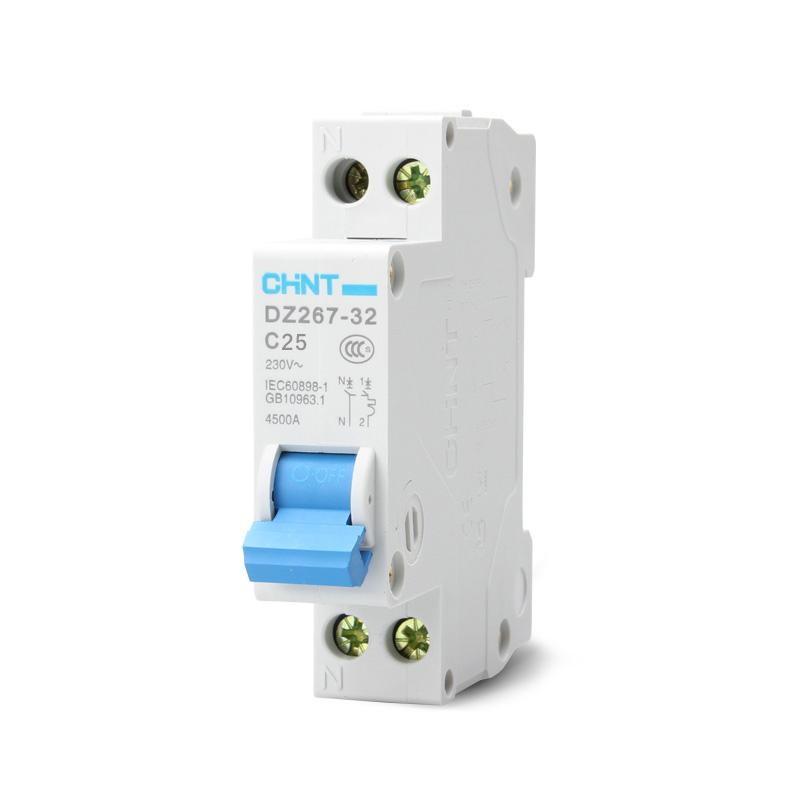 JD Коллекция тока утечки выключатель 1P N 25A дефолт выключатель chnt cnht lw112 16 1