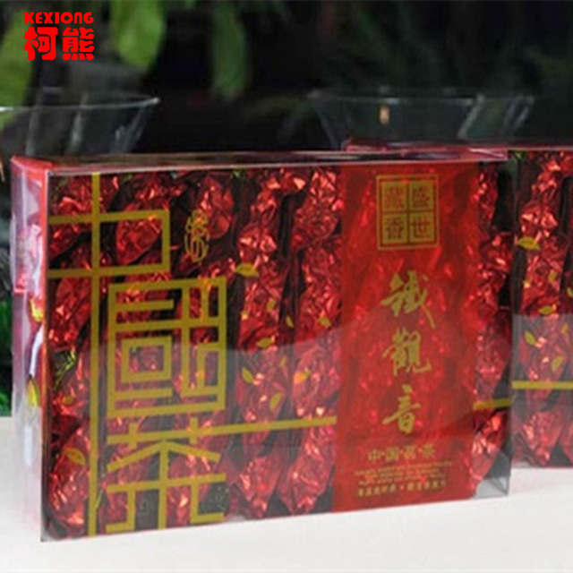 HelloYoung free shipping 100g super fragrant anxi tieguanyin new 2016 tie guan yin tea oolong tea tieguanyin oolong for health care food