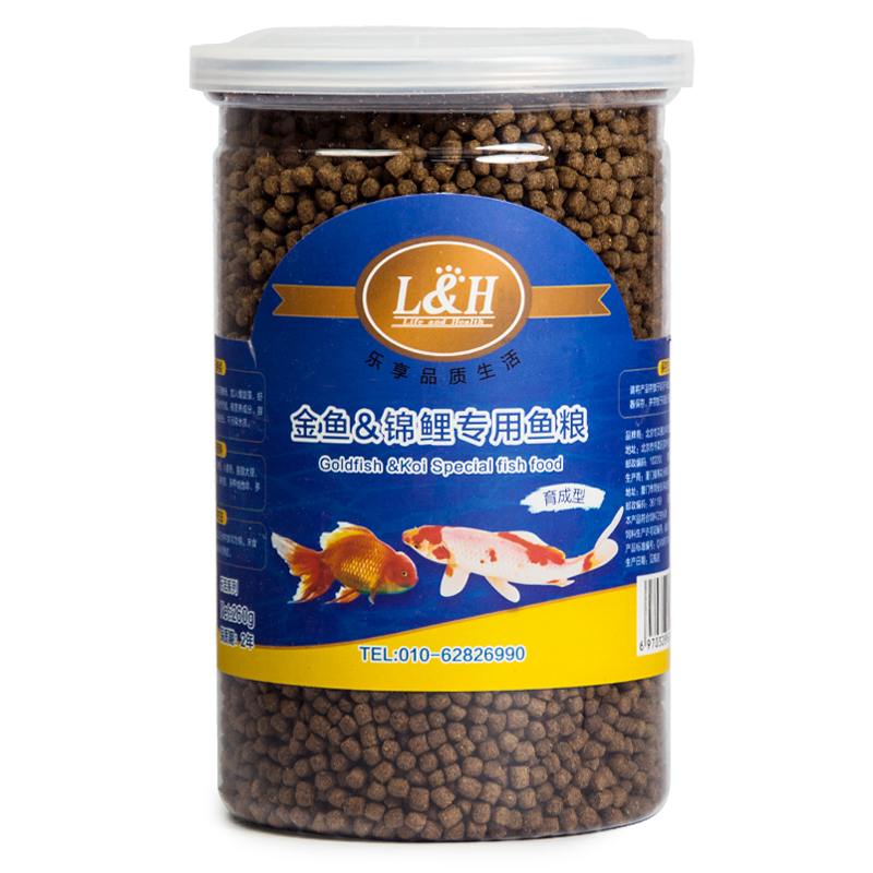 JD Коллекция Goldfish корма 260г дефолт рыба