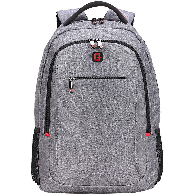 JD Коллекция серый дефолт svvissgem плеча сумку бизнеса случайных мужчин и женщин сумка 14 6 дюймовый ноутбук сумка sa 9666 черный