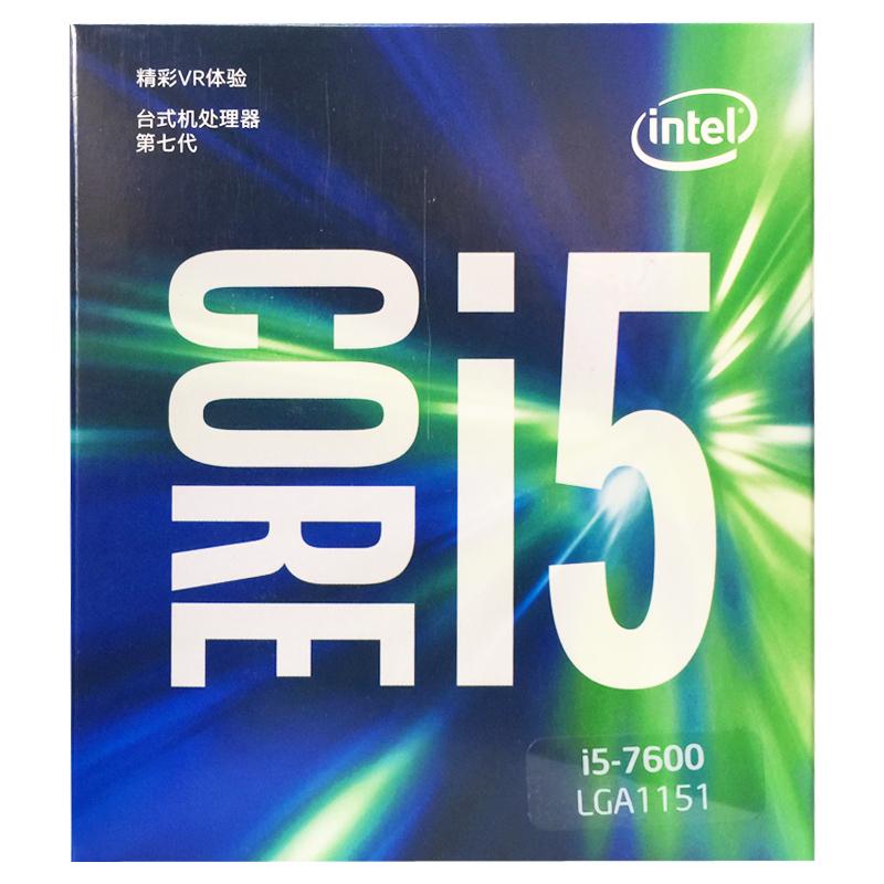 JD Коллекция I5-7600 Процессор процессора