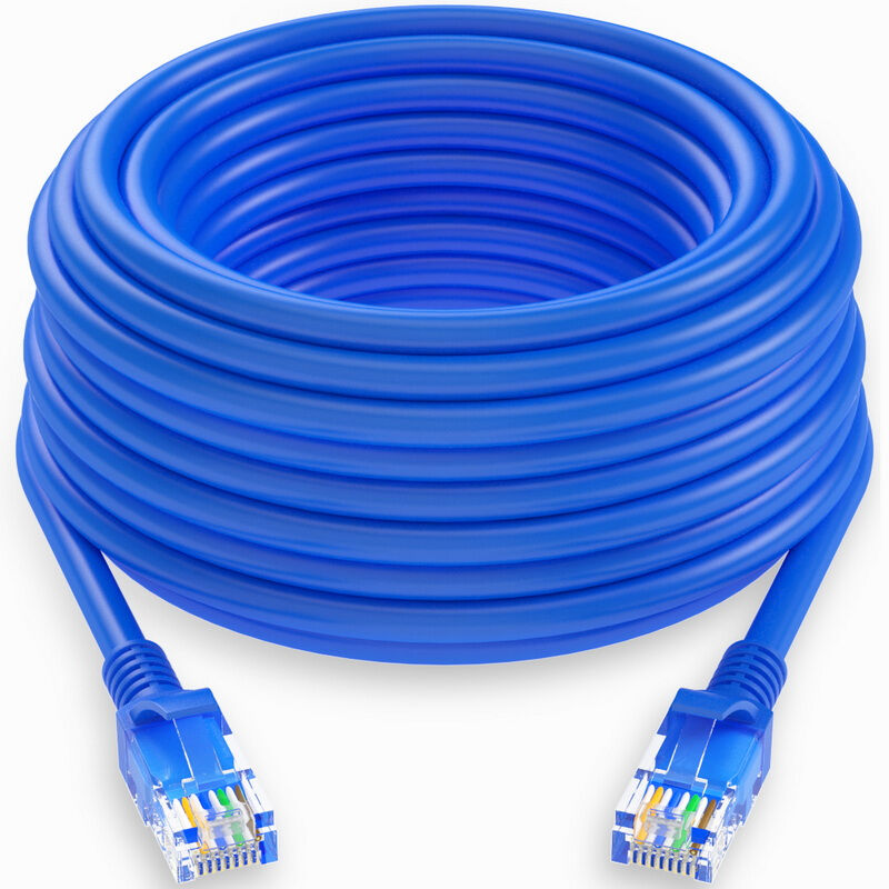 JD Коллекция Инженерная оценка синий 15 метра кабель