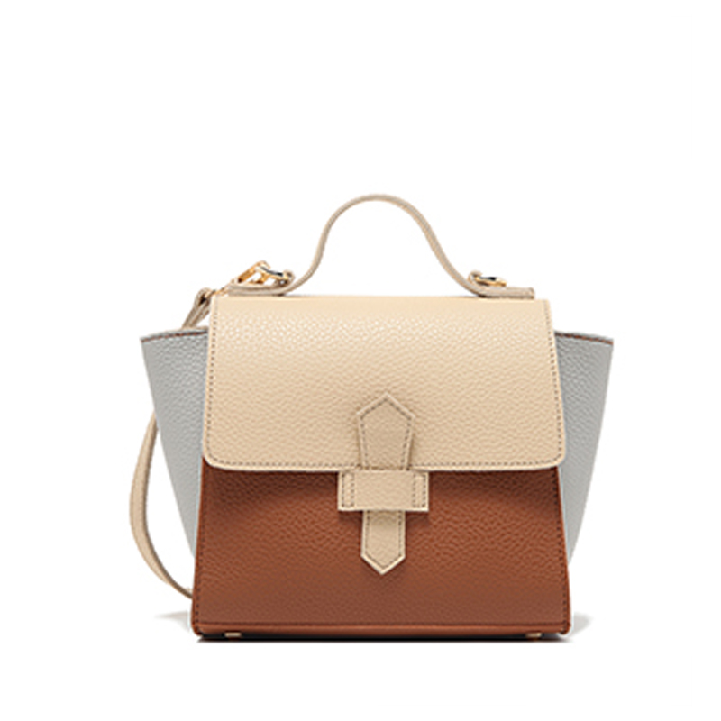 MICOCAH Color 4 micocah brand barrel shaped fashion women messenger bags high quality solid color pu leather mini new brand bag gl30031