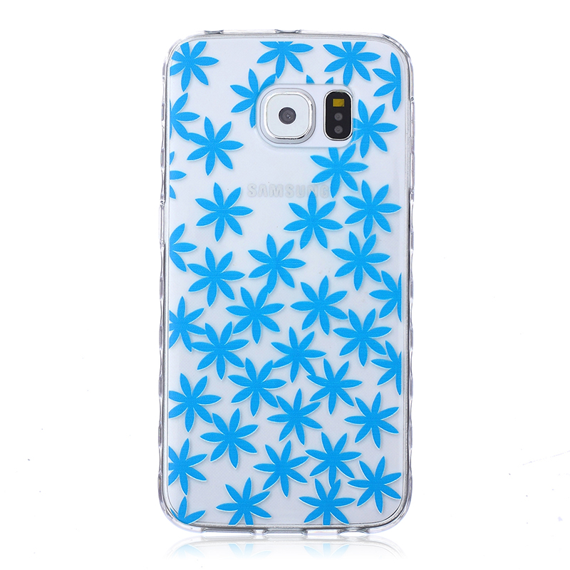 GANGXUN mooncase litchi skin золото chrome hard back чехол для cover samsung galaxy s6 edge красный