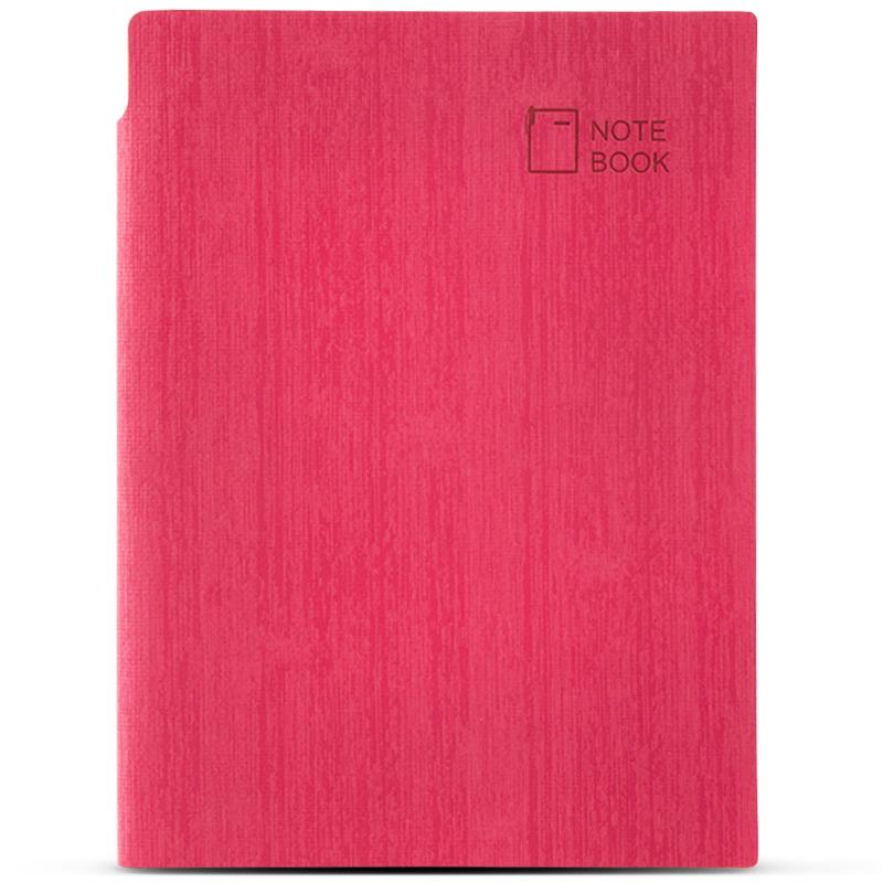 JD Коллекция Красочный - красный Эта кожа эту страницу 25K 132 обширный guangbo 16k96 чжан бизнес кожаного ноутбук ноутбук канцелярского ноутбук атмосферный магнитные дебетовые коричневый gbp16734