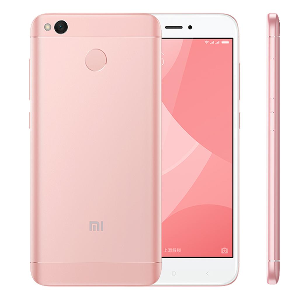 Mi Розовый redmi 4x 16gb black