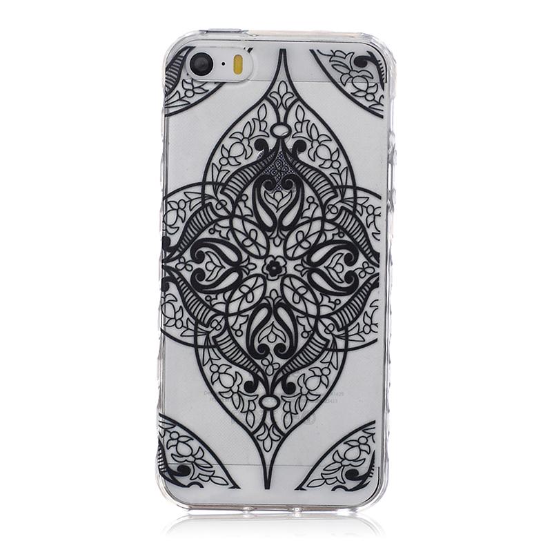 GANGXUN черная любовь шаблон мягкий чехол тонкий тпу резиновый силиконовый гель чехол для iphone 6 6s