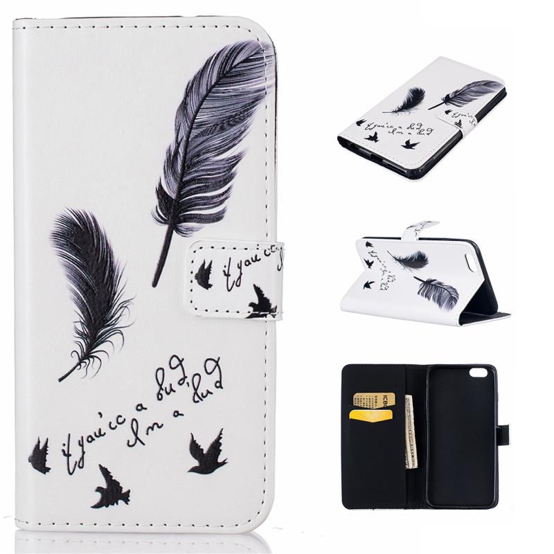 GANGXUN iPhone 66s mooncase чехол для iphone 6 6s 4 7 флип pu держатель карты кожаный бумажник стенд feature чехол обложка no a01