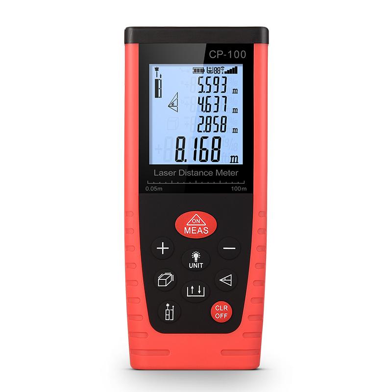 цена на JD Коллекция лазерный дальномер CP-100 дефолт