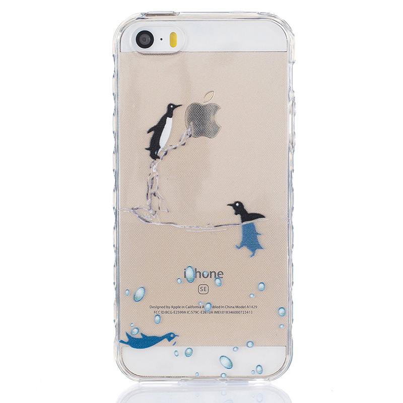 GANGXUN mooncase iphone 5 5s дело гибкая мягкий гель тпу силиконовая кожа тонкий прочный чехол для apple iphone 5 5g 5s сапфир