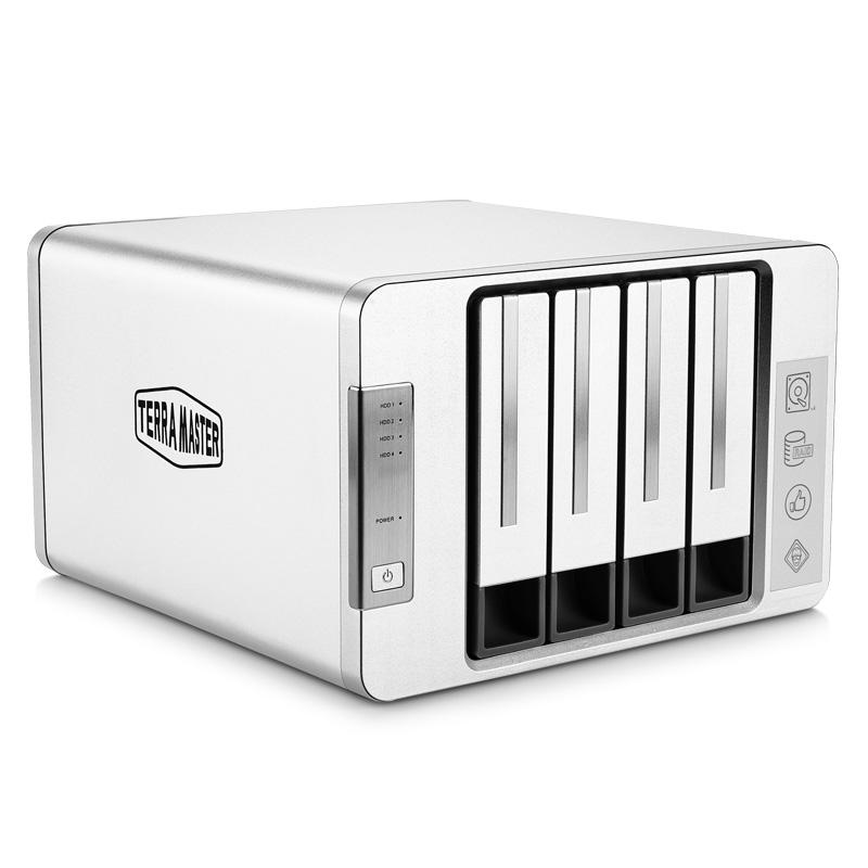 JD Коллекция TerraMaster  New USB30 F4-300