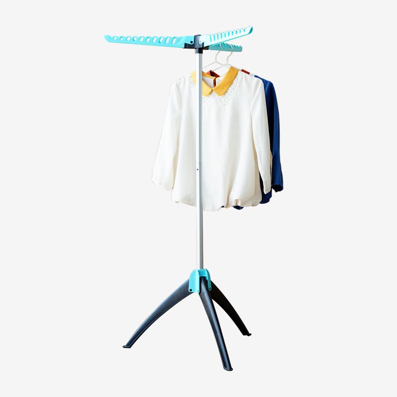 JD Коллекция Вешалка для одежды Y-типа синяя дефолт