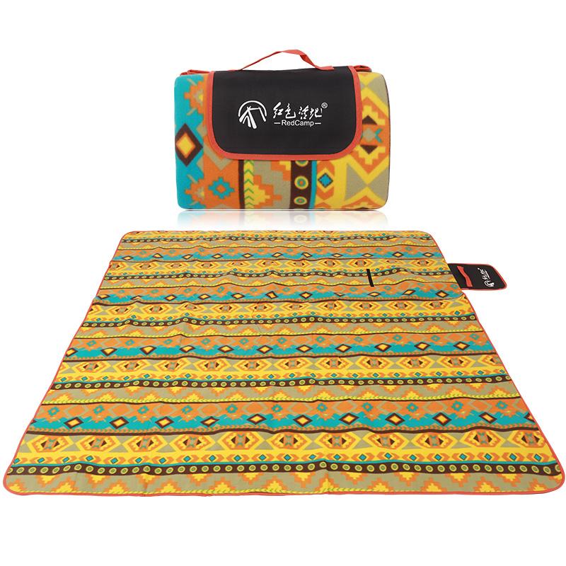 JD Коллекция Утолщенная влагонепроницаемая подушка 200 200 Hyun yellow ulecamp напольные коврики для пикника влагонепроницаемые коврики для палаток коврики водонепроницаемые и влагонепроницаемые