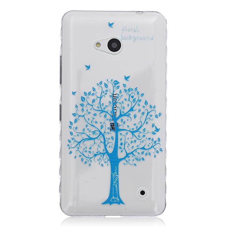 GANGXUN mooncase длительного цвета мягкая силиконовая гель тпу гибкой оболочки защитный чехол для microsoft lumia 640 серый
