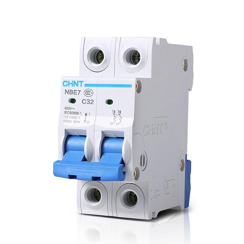 JD Коллекция Автоматический выключатель 2P 32A дефолт выключатель chnt cnht lw112 16 1