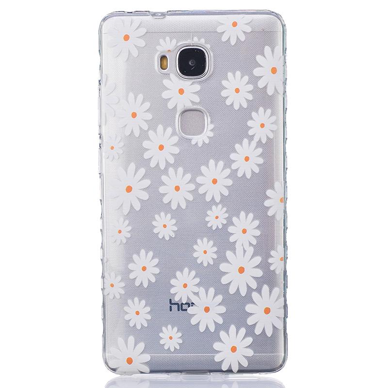 GANGXUN чехол для сотового телефона honor 5x smart cover grey