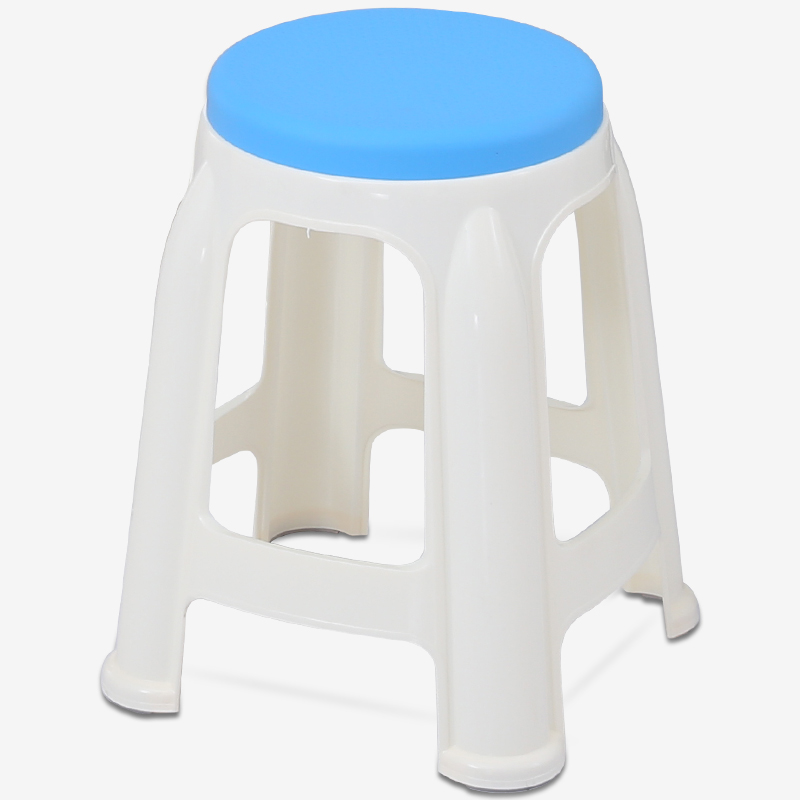 JD Коллекция Большой Высокий табурет - Синий дефолт living room elegant stool black color changing shoes footrest chair stool furniture market retail and wholesale free shipping