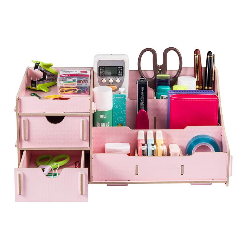 JD Коллекция розовый дефолт деревянный ящик ящик покрытия держатель ткани ретро ткань дело для салфеток