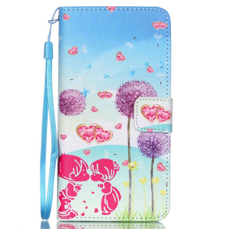 GANGXUN пара дизайн pu кожа флип кошелек карты держатель чехол для ipod touch 5 6