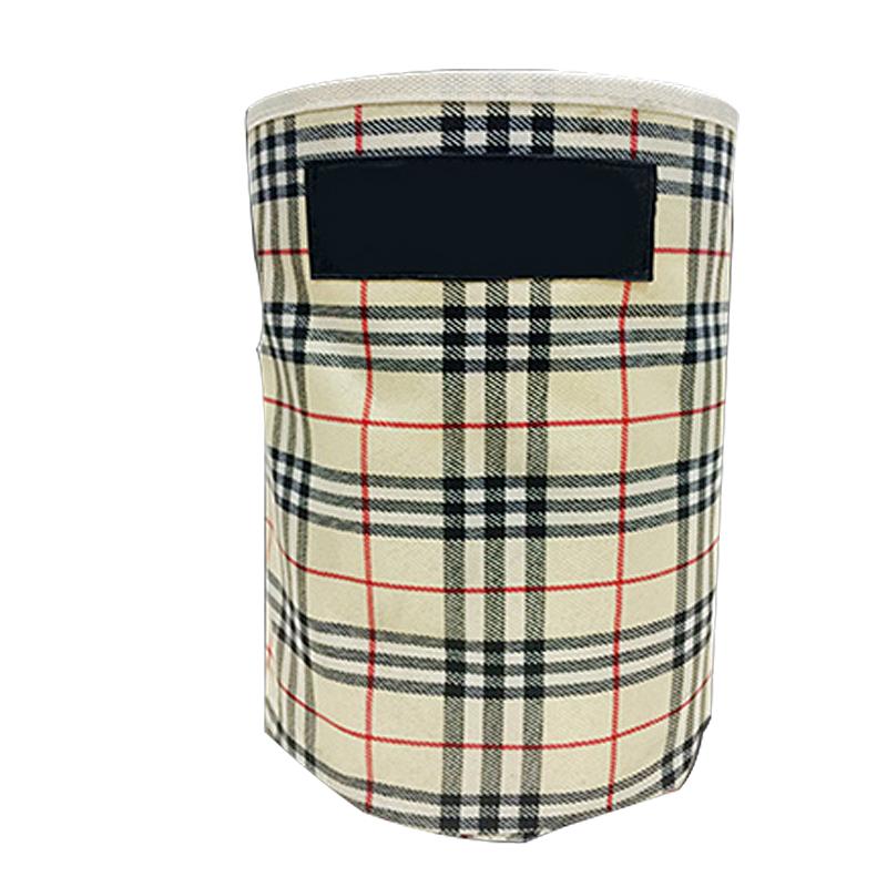 JD Коллекция Полоса цвета корзины холста jd коллекция квадратная корзина стандарт