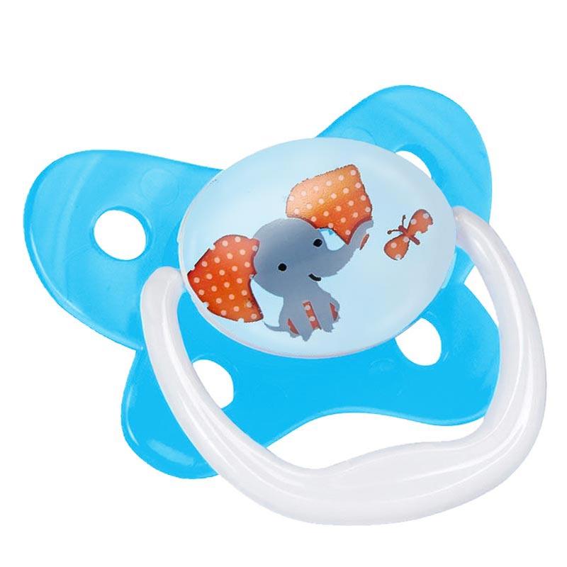 JD Коллекция Бабочка 6-12 месяцев синий дефолт drbrown s baby picifier с бабочкой 6 12 месяцев красный pv213 оригинальный импорт в сша