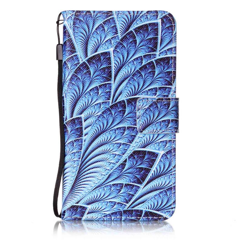 Чехол для LG X Power blue dazzle дизайн pu кожа флип обложка кошелек для карты памяти чехол для lg stylus ls770
