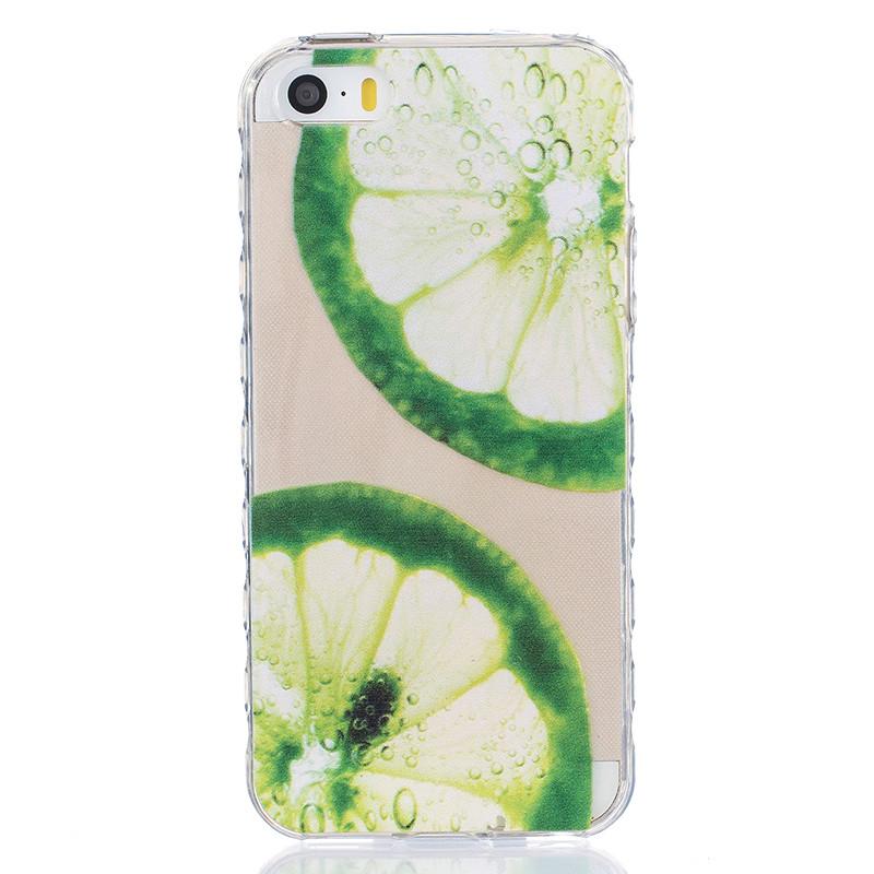 GANGXUN mooncase iphone 5 5s дело гибкая мягкий гель тпу силиконовая кожа тонкий прочный чехол для apple iphone 5 5g 5s серый