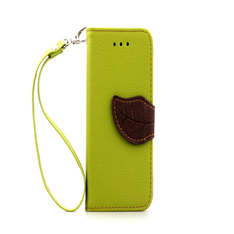 GANGXUN зеленый дизайн кожа pu откидная крышка бумажника карты держатель чехол для apple iphone 6