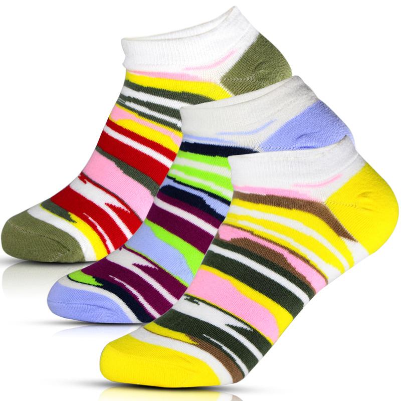 JD Коллекция Три пары носков женщины S носки 4 пары quelle h i s 206458