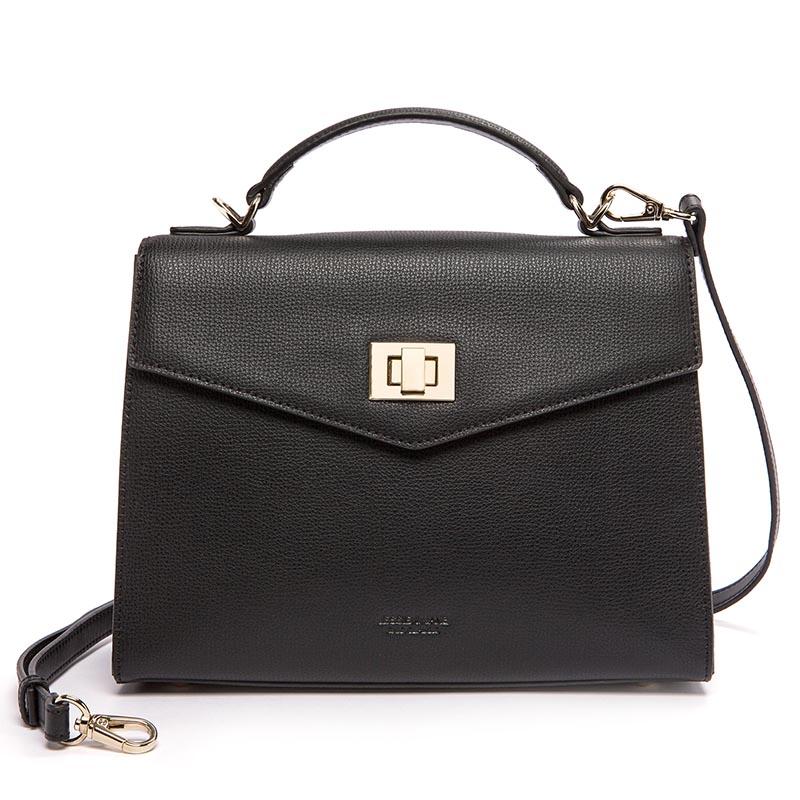 JD Коллекция Черный сумка jessie