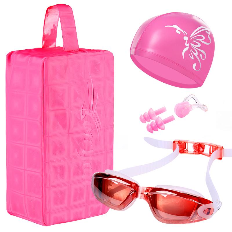 JD Коллекция Гальваническая Розовые 500 градусов дефолт очки плавательные larsen s45p серебро тре