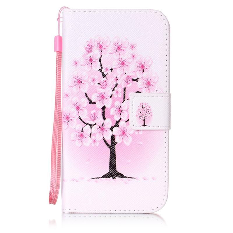 Чехол для Samsung Galaxy S5G9006V pink dandelion design кожа pu откидной крышки кошелек для карты держатель для samsung j5prime