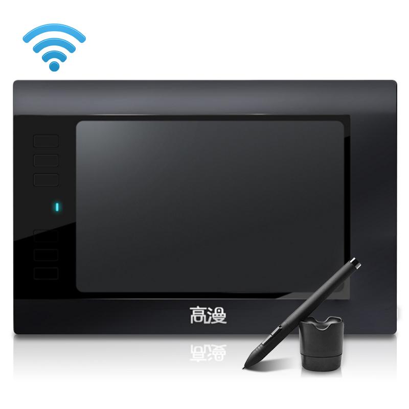 JD Коллекция черный высокая диффузная wh850 беспроводной планшет ручной росписью доска для рисования доска для ввода планшетного компьютера планшет